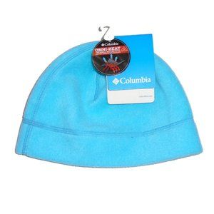 Columbia Accessories - NEW Columbia Omni Heat Hat NWT Blue Youth